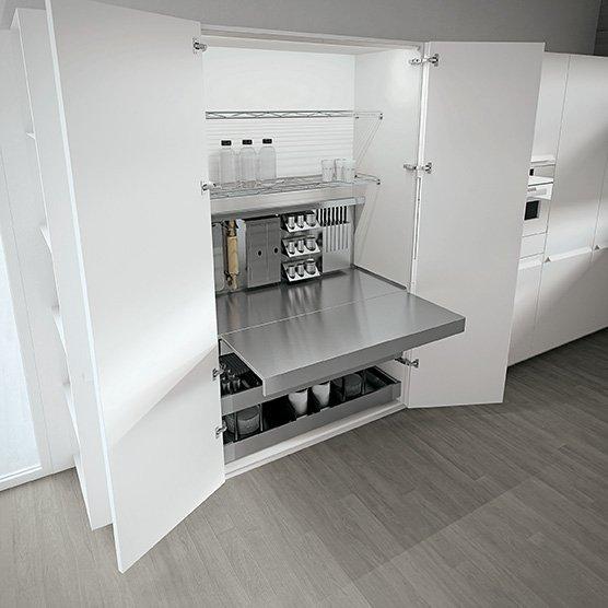Le cucine: cucine moderne e classiche di tendenza 10