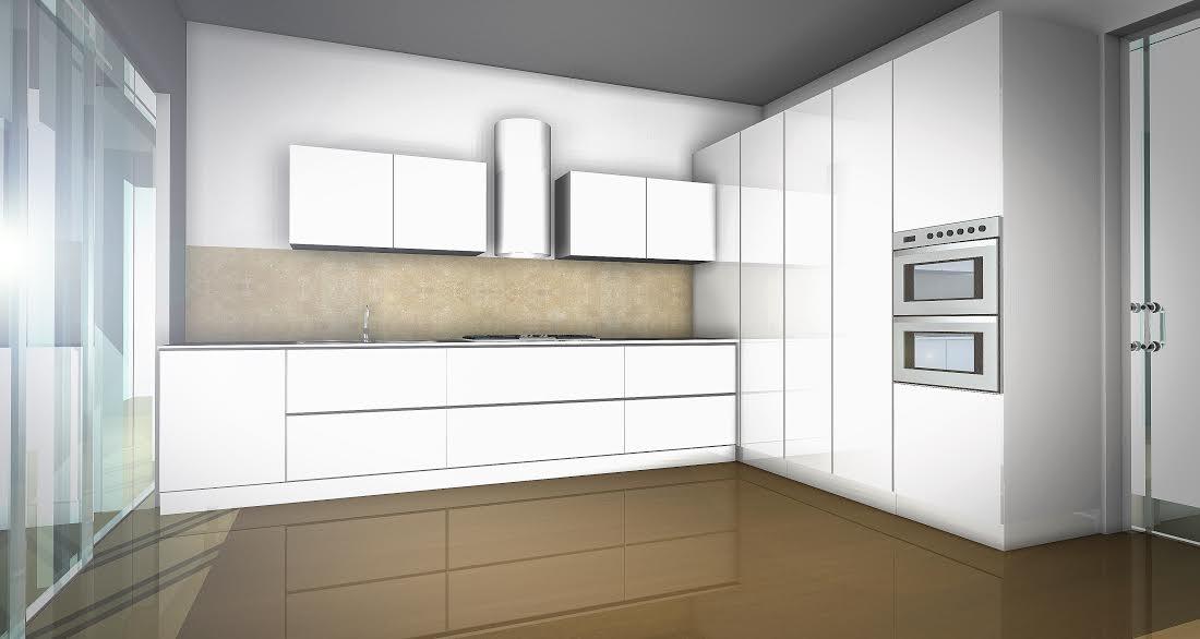 Progetto cucina-Negozio di cucine componibili a Ciriè-Lab Cucine Torino