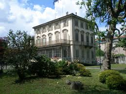 Villa Remmert a Cirié dimora storica della famiglia omonima.