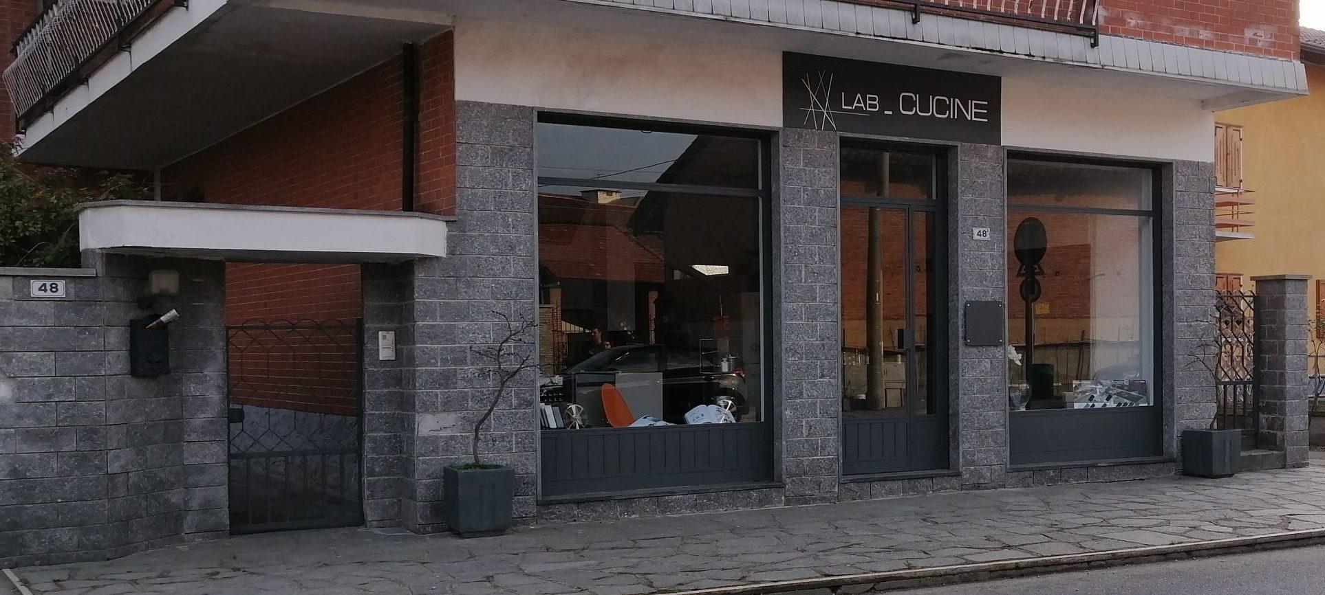 Sede Lab Cucine Torino-negozio cucine a Torino