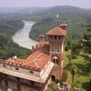 Castello di Malgrà a Rivarolo Canavese