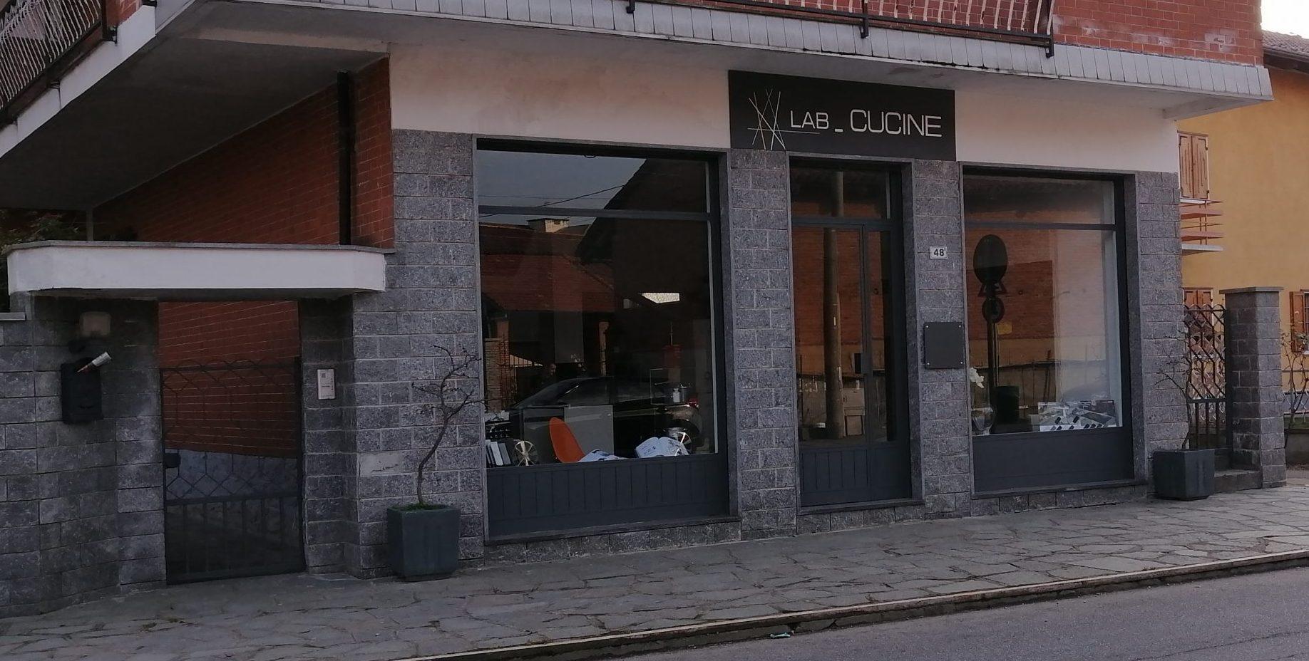 Sede di Lab Cucine Torino a San Benigno Canavese