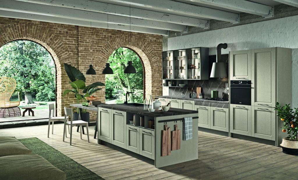 Cucina in stile Tradizionale modelloEpoca di Astra Cucine proposta da Lab Cucine Torino