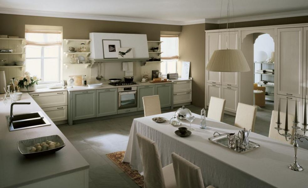 Scopri la tua cucina ideale del 2021 tra gli stili di cucine e segni zodiacali illustrati 35