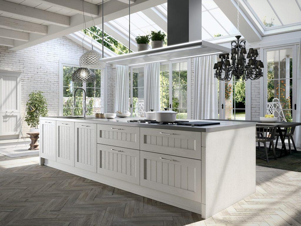 Scopri la tua cucina ideale del 2021 tra gli stili di cucine e segni zodiacali illustrati 24