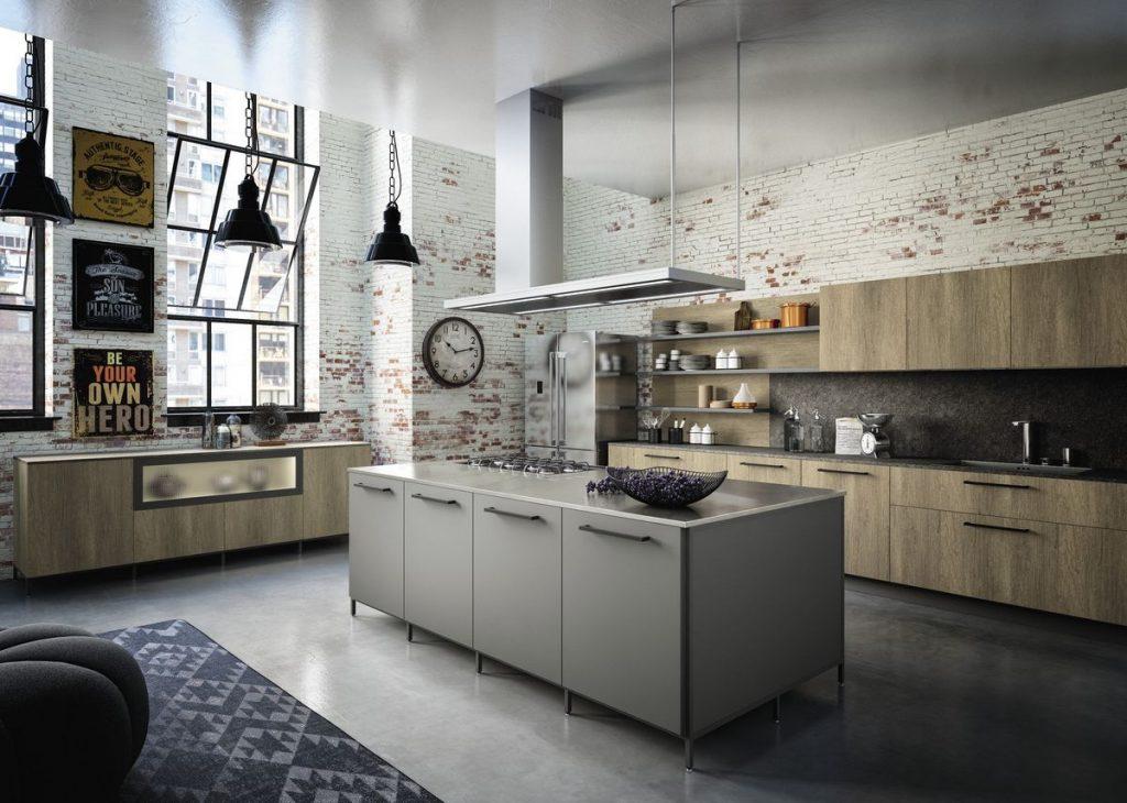 Scopri la tua cucina ideale del 2021 tra gli stili di cucine e segni zodiacali illustrati 27