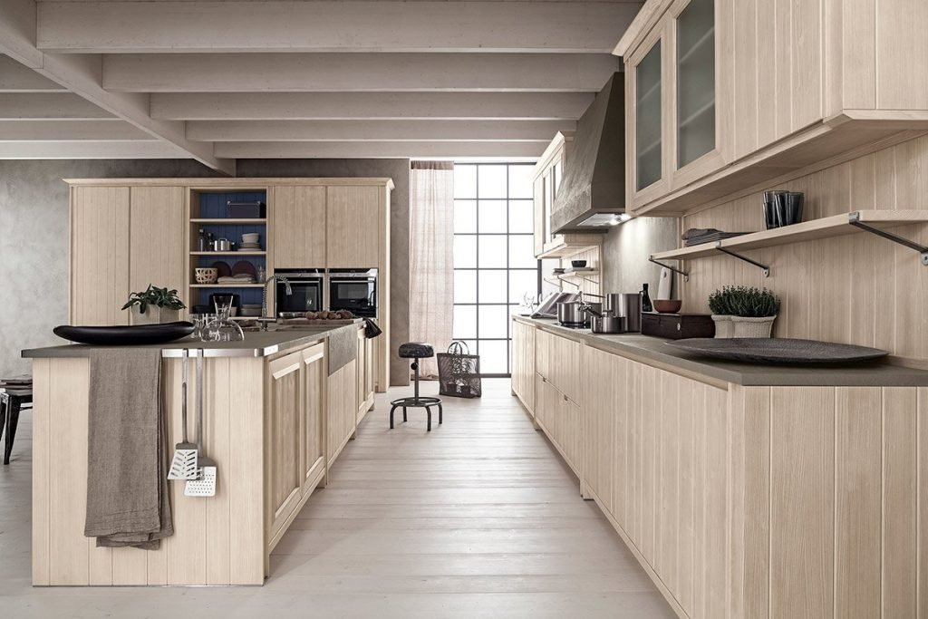 Scopri la tua cucina ideale del 2021 tra gli stili di cucine e segni zodiacali illustrati 7