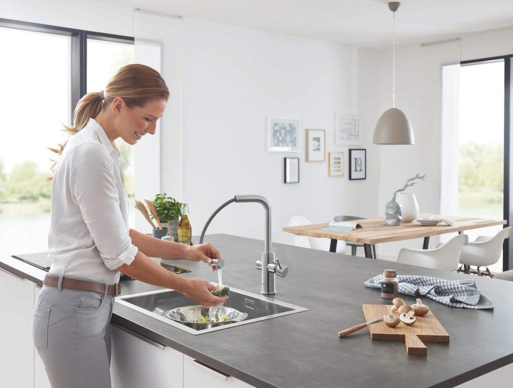 Acqua in cucina 10 aspetti da conoscere per gestire al meglio l'oro blu 2
